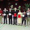 20101103艾莎維氏保代認養北埔國小足球隊儀式