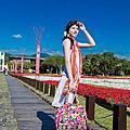 網拍攝影。俄羅斯美少女麻豆+VIVIAN造型師-新生公園-20121229