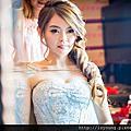 Vivian新娘秘書整體造型-雅雯-2014/09/27-台北凱薩飯店-蘿亞婚紗