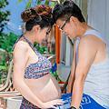 君君。孕婦寫真+Vivian新娘秘書+墾丁-2015/05/15
