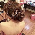 Vivian新娘秘書整體造型-噴槍彩妝-VIVI-2015/09/20-台中成都時尚婚宴會館-自助婚紗