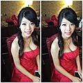 Vivian新娘秘書整體造型-噴槍彩妝-嘉玲-2015/11/14-華泰王子飯店-真愛婚紗