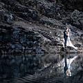 家沅。家瑜。婚紗攝影+VIVIAN新娘秘書-東區林安泰黑森林硫磺谷101-2017/01/18