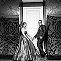 俊捷。彩依。婚禮紀錄單人雙機平面+5D4電影-公館水源會館