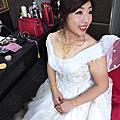 Vivian新娘秘書整體造型-噴槍彩妝-瑞璇公主-拉芙婚紗-來福星
