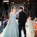 溢蓬。子涵。婚宴紀錄單人雙機平面+5D4電影。大直典華-2017/12/02