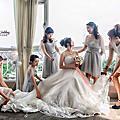 王舜。利璇。婚禮紀錄-魚藏海鮮婚宴會館-2018/05/26