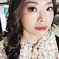 Vivian新娘秘書整體造型-噴槍彩妝-20190531