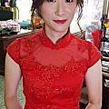 Vivian新娘秘書整體造型-噴槍彩妝-三峽 北大 樹林