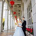 增祥。婷葦。婚宴紀錄-台中林皇宮-2020/01/18
