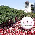 2011 Santa go 路跑活動