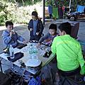 莫蘭蒂颱風攪局下的第119次露營~東埔比薩日灣山中漫城悠閒露