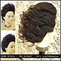 新娘秘書髮妝造型教學~高貴氣質盤髮示範