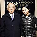洪宇彤-采學整體造型/2014年01月23~27日,日本HOLLWOOD AIR學習之旅
