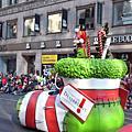 1121 Christmas Parade 聖誕遊行