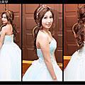 新娘秘書-姮伊髮妝造型
