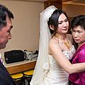 《新娘秘書彩妝造型》力維&淑媛 新娘造型