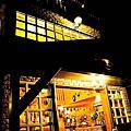 香格里拉空中花園夜景