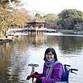 奈良 瑜珈神社 浮見堂 飛火野