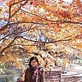 植物園 秋光燦爛.東洋亭