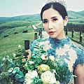 7月分手機攝影後製作品陽明山婚紗