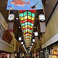 20180312櫻花季前的京都01錦市場