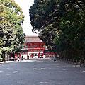 20180314櫻花季前的京都05下鴨神社
