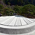 20180314櫻花季前的京都06銀閣寺