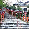 20180317櫻花季前的京都14貴船神社
