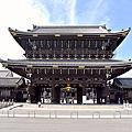 20180318櫻花季前的京都16東本願寺