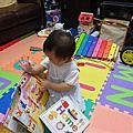 徐妹一歲一個月全記錄2008.6.30~