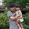 2011.8.28安平老街 樹屋