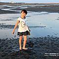 2014.8.24彰化福寶濕地戲水看夕陽