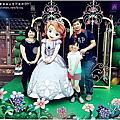 2016.4.8香港自由行DAY4迪士尼樂團篇