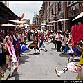 2011 稻江霞海城隍廟正日繞境出發and部份花絮