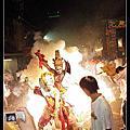 2011豬屠口朝安宮 建國百年 朝安慶巡 繞境(夜拍篇)