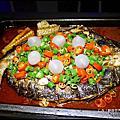 Food - 水貨 炭火烤魚