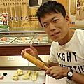 台中太陽餅DIY