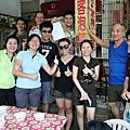 包姊包弟遊九份 台灣東北 之一 馬來西亞好友