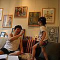 2012, 0818 恩恩在新竹姑姑家