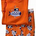 2011短袖居家套裝