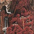 20世紀中國『紅色山水畫』的霸主— 李可染