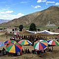 西藏 - 望果節 (豐收的節日慶典)
