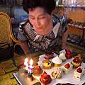 100.10.23親愛的外婆過生日
