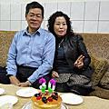 100.12.25老爸老媽結婚29週年