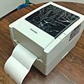 EV4T-TS(GS)紙張碳帶安裝說明