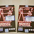 金士頓 DDR3 1600 8G X2