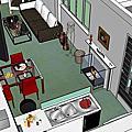3D室內設計2