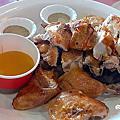 台中美食 || 東山棧甕缸雞