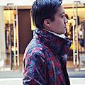 【穿搭】秋冬戶外穿搭,把保暖機能外套穿的帥